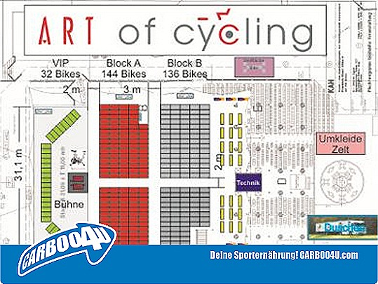 Carboo4U-Powergetränke_Energie_Carboo4U - Art-of_Cycling-Bonn-2011