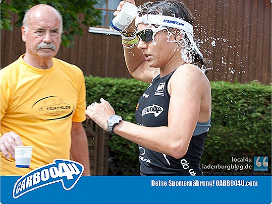 Carboo4U-Powergetränke_Energie_Carboo4U - Ladenburg - Triathlon-Festival 2011