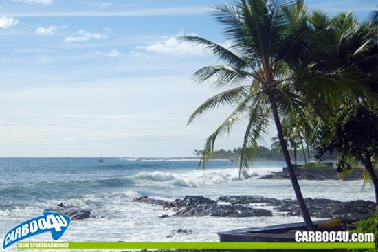 Alle Fotos: Carboo4U - Deine Sporternährung! auf Hawaii