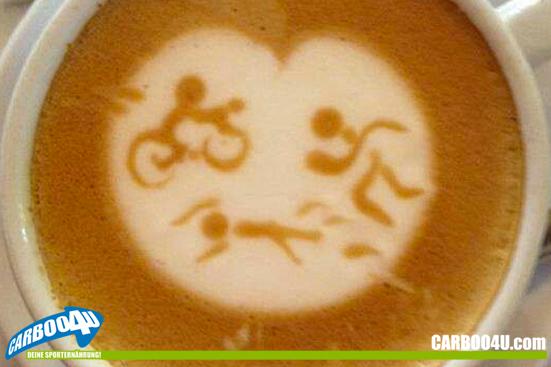Carboo4U empfiehlt die Cappuccino-Runden im Trainingslager