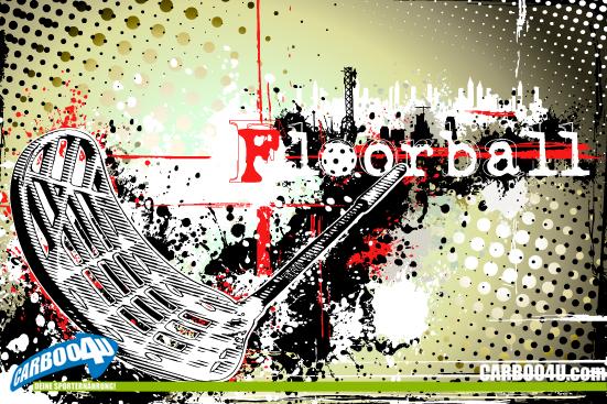 Foto: fotolia.com - Carboo4U loves Floorball!