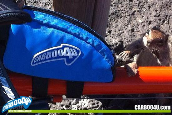 Carboo4U warnt vor Dieben im Trainingslager