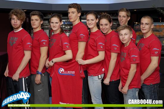 Foto: Max Junghänel - Carboo4U unterstützt SSF Perspektiv Team Saison 2012/2013