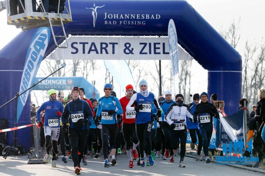 Carboo4U Sporternaehrung und der 20. Johannesbad Thermen-Marathon in Bad Füssing!
