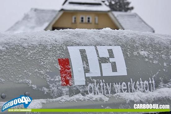 Skilanglauf- und Biathlonevent im Wintersportort Oberhof/ Thüringen