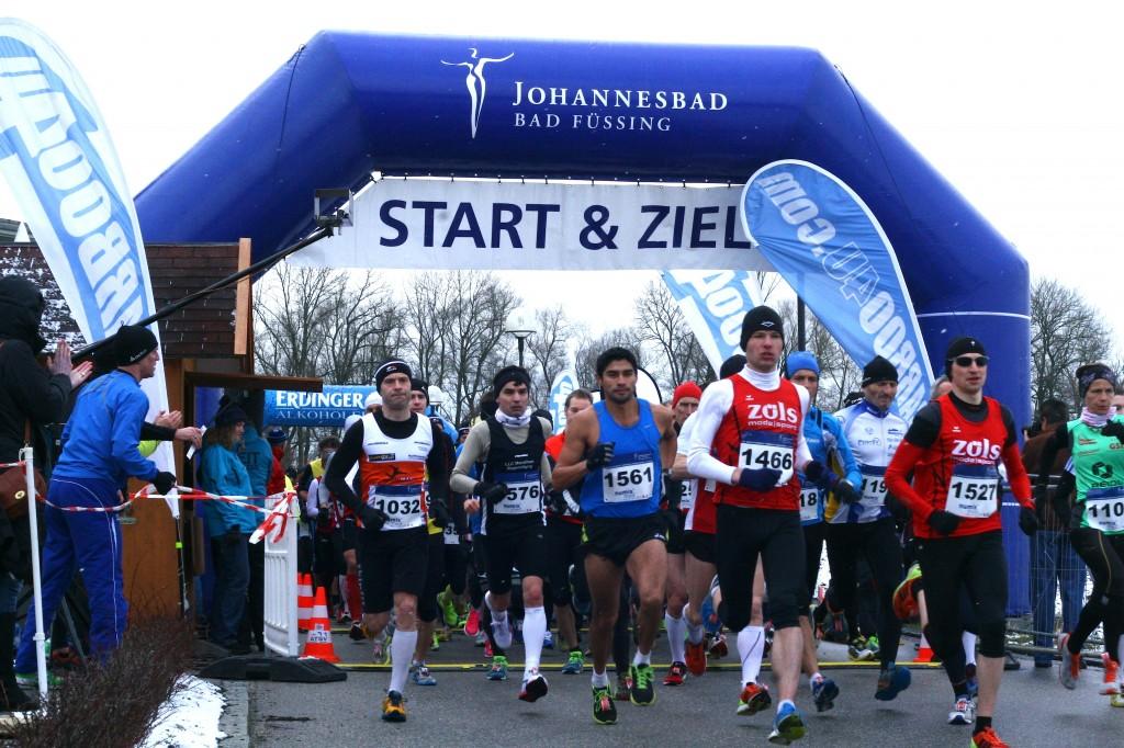 Best of Bad Füssing Thermenmarathon 2013 powered by Carboo4U