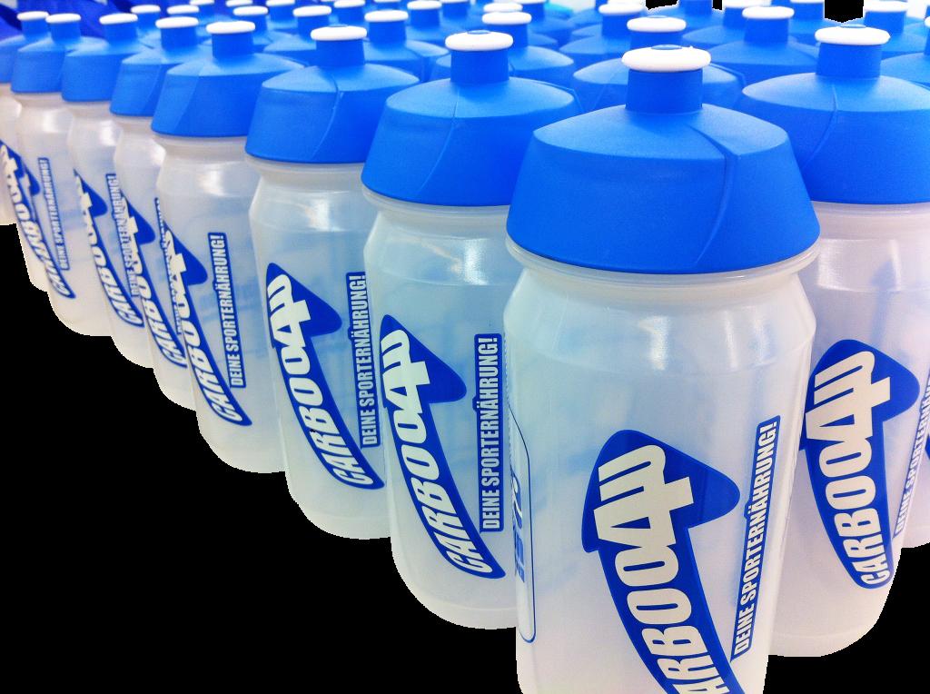 Carboo4U Bottles_ Deine Sporternaehrung_nutrition_energie