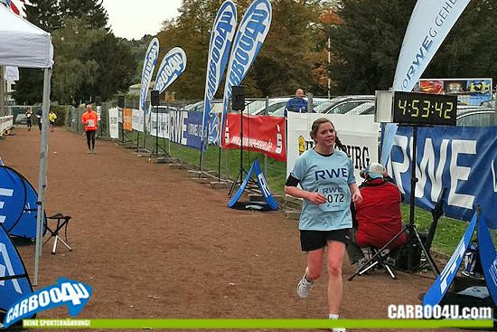 Carboo4U bleibt Sporternährungspartner des 51. RWE Marathon am 13.10.2013 - Rund um den Baldeneysee 2013
