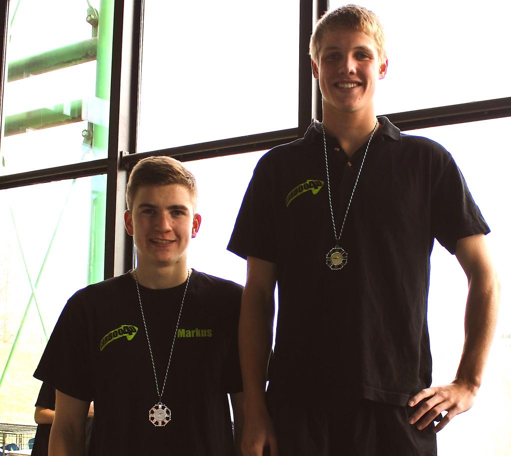 Carboo4U unterstützte Jugendarbeit in Bremen fruchtet beim Väsacker Jung´un sine Gesche-Schwimmcup