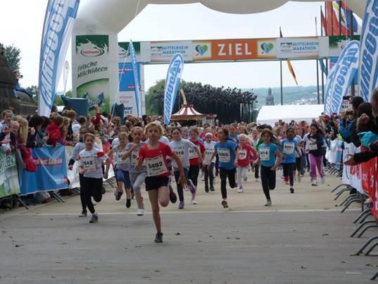 Carboo4U - Deine Sporternährung! gratuliert den Teilnehmern des 9. Hochwald Mittelrhein Marathon!