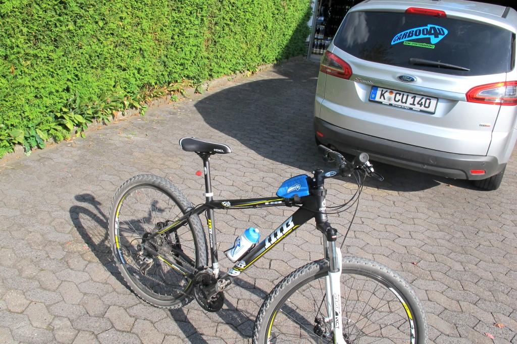 Carboo4U Combo - Bike und 29er
