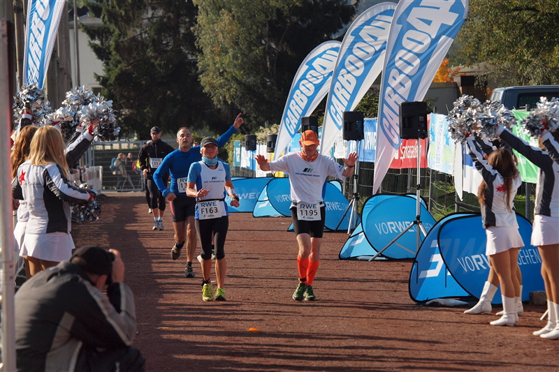 Carboo4U Vorschau Running - Im Osten viel Neues - Dresden und Magdeburg Marathon-Wochenende am 20. Oktober 2013 - Foto: Wolfgang Steeg