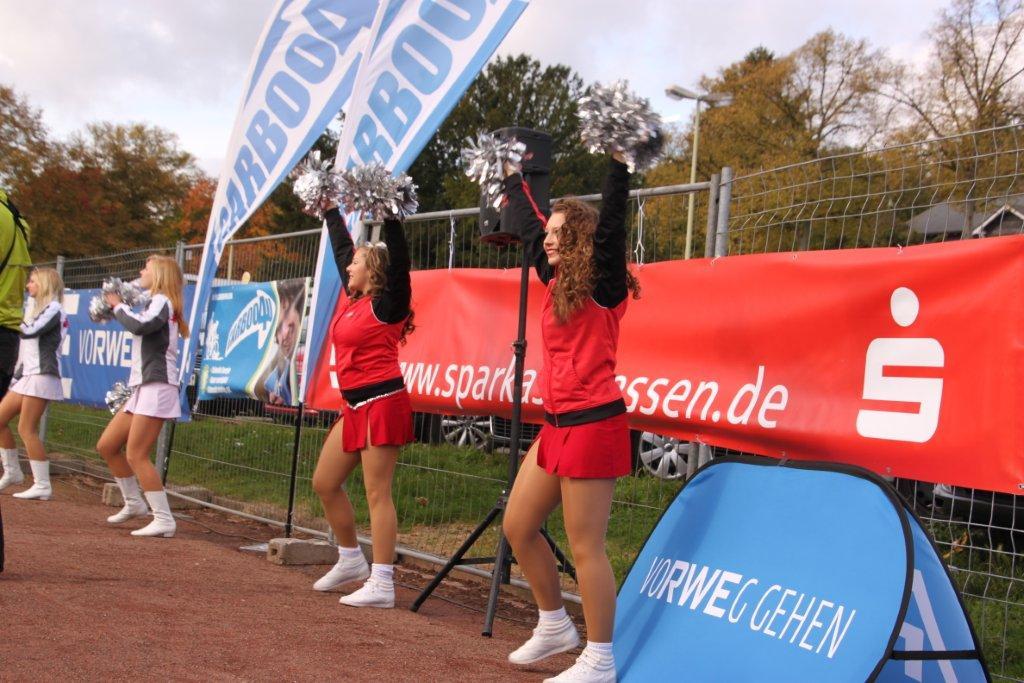 Carboo4U - Deiner Sporternährung begrüsst den 51. RWE Marathon - Rund um den Baldeneysee am 13. Oktober 2013