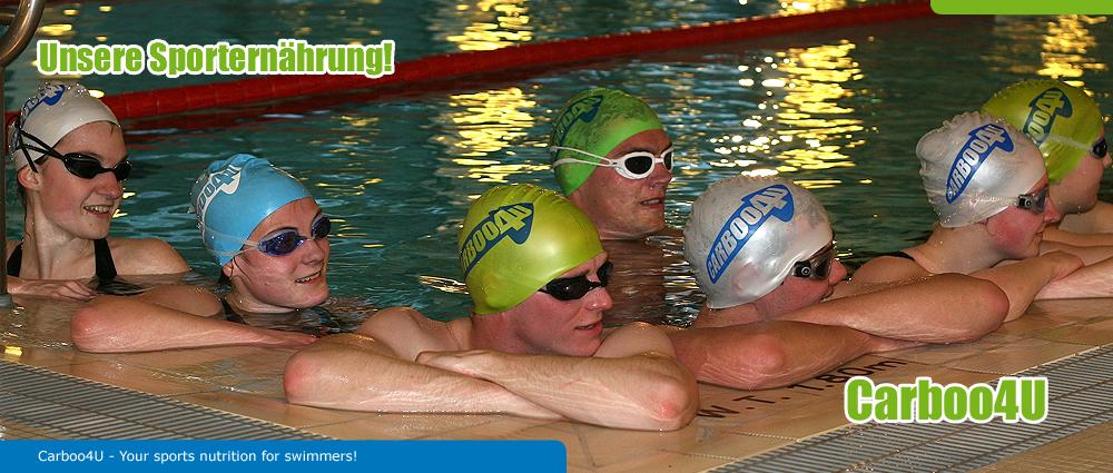 Carboo4U Event Tipp - deinschwimmshop.de anläßlich des Badeland-Cup 2013 der DLRG USLAR im Uslarer Badeland