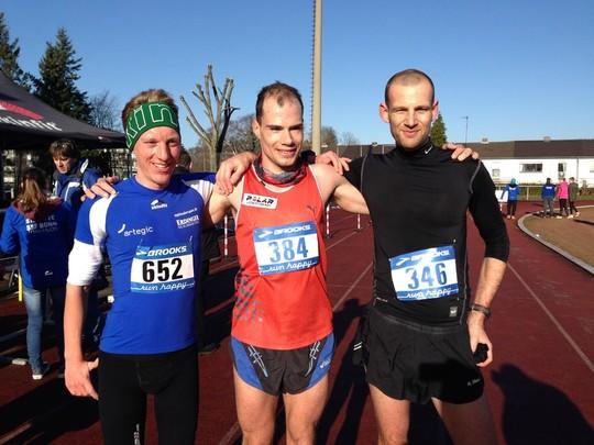 Carboo4U Running - Rekordbeteiligung beim Insellauf - Joe Körbs, Laufen-im-Rheinland