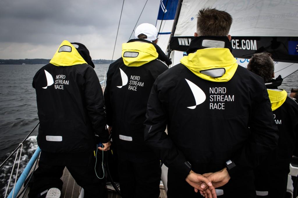 Foto: Eike Schur - Carboo4U begleitet 2013 das Nord Stream Race von Flensburg nach St. Petersburg