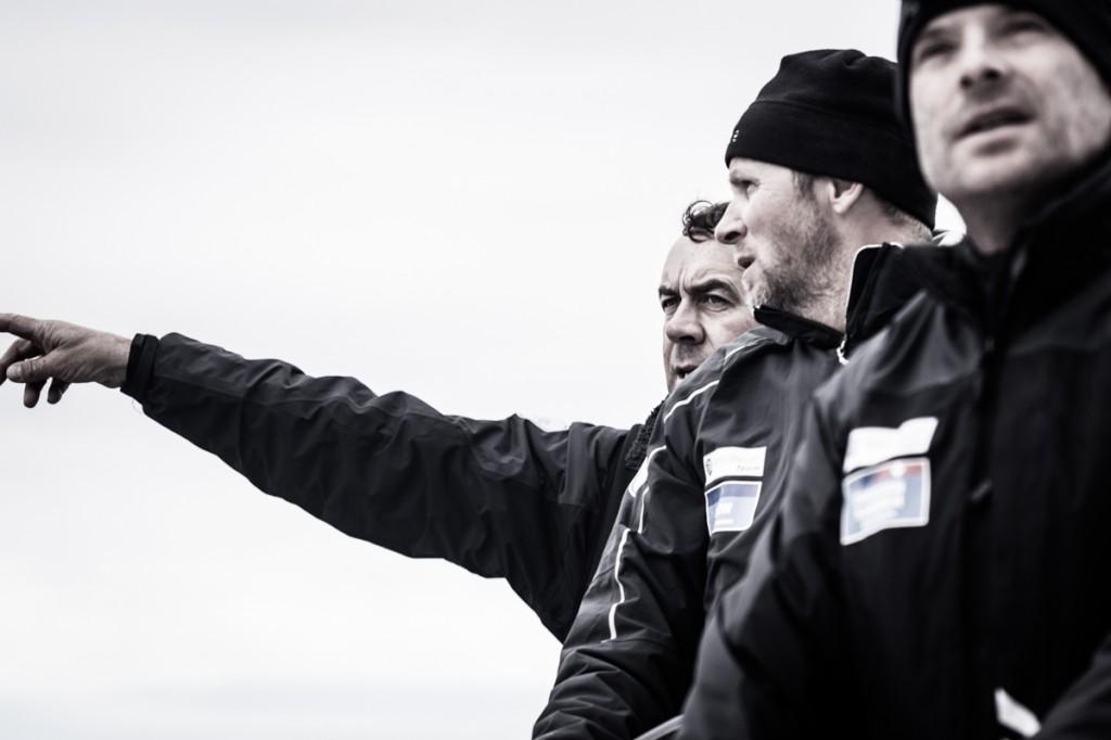Foto: © Eike Schur - Die Segel Crew des zweimaligen Weltumseglers und Skippers Tim Kröger schwört auf Carboo4U Sporternährung