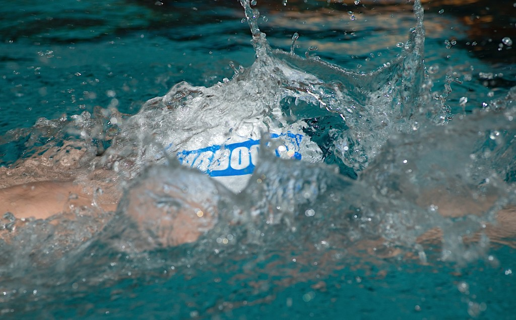 Carboo4U Badekappe Schwimmen